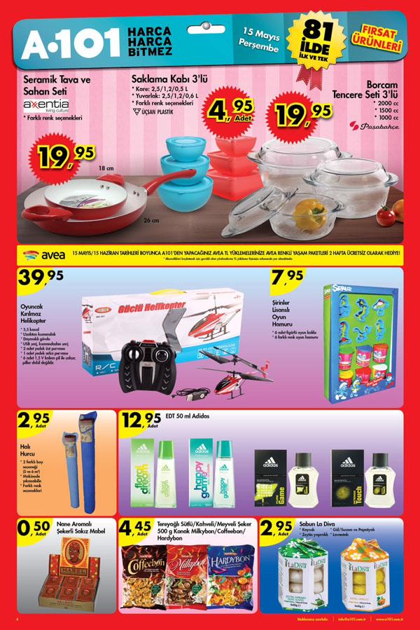 A101 Market 15 Mayıs 2014 Fırsat Ürünleri-2