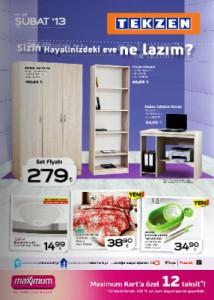 TEKZEN-KATALOG-İNDİRİM-SUBAT2013